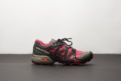 Dámské Běžecké boty Salomon SPEEDCROSS VARIO 2 W Sangria/M | 398417 | Fialová, Černá | 40
