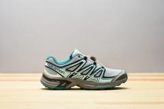 Dámské Běžecké boty Salomon WINGS FLYTE 2 W Pearl Blue/Dee | 392490 | Šedá | 42