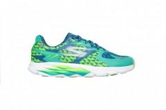 Dámské běžecké boty Skechers GO RUN RIDE 5 | 13997--TLB | Zelená | 36