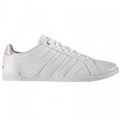 Dámské boty adidas CONEO QT W 38 FTWWHT/FTWWHT/COPPMT