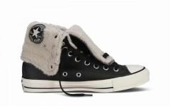 Dámské boty Converse Chuck Taylor All Star Knee-Hi | 540399 | Černá | 36,5