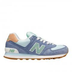 Dámské boty New Balance WL574BCC | WL574--BCC | Modrá | 40
