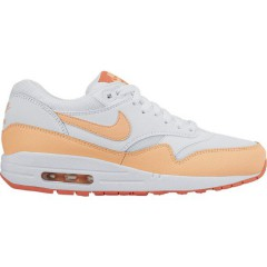 Dámské boty Nike WMNS AIR MAX 1 ESSENTIAL 38,5 WHITE/SUNSET GLOW-HOT LAVA