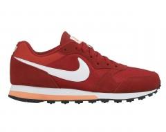 Dámské boty Nike WMNS MD RUNNER 2 40,5 GYM RED/WHITE-BRIGHT MANGO