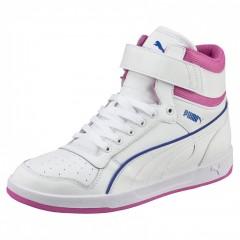 Dámské boty Puma Liza Mid white-white 37