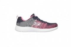 Dámské fitness boty Skechers BURST - ELLIPSE | 12437--CCP | Barevná | 36