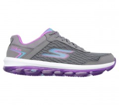 Dámské fitness boty Skechers GO AIR | 14230--CCP | Šedá | 36