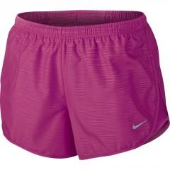 Dámské kraťasy Nike MODERN EMBOSSED TEMPO SHORT | 719759-616 | Růžová | S