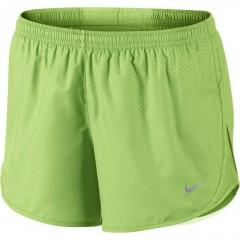 Dámské kraťasy Nike MODERN EMBOSSED TEMPO (SP15) | 645561-342 | Zelená | L