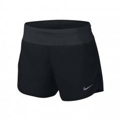 Dámské kraťasy Nike W NK FLX SHORT 5IN RIVAL   874767-010   Černá   L