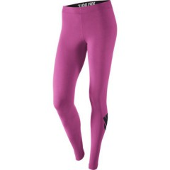 Dámské legíny Nike LEG-A-SEE-LOGO | 615049-612 | Růžová | XS
