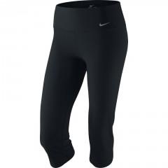 Dámské legíny Nike LEGEND 2.0 SLM POLY CAPRI | 548497-010 | Černá | S