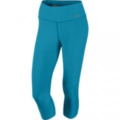 Dámské legíny Nike LEGEND 2.0 TI POLY CAPRI | 548494-407 | Modrá | M