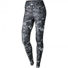 Dámské legíny Nike LEGEND POLY TIGHT DRIFT M BLACK/DARK GREY/WHITE