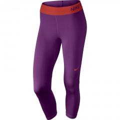 Dámské legíny Nike PRO COOL CAPRI | 725468-556 | Fialová | L