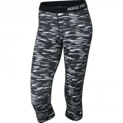 Dámské legíny Nike PRO HAZE CAPRI | 729415-100 | Barevná | L