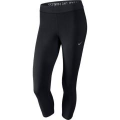 Dámské legíny Nike RELAY CROP | 648721-010 | Černá | L