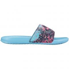 Dámské pantofle Nike WMNS BENASSI JDI PRINT | 618919-402 | Barevná | 36,5