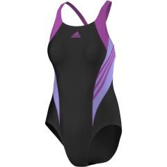 Dámské plavky adidas I INS 1PC 38 BLACK/FLAPNK