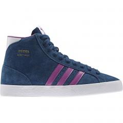 Dámské tenisky adidas BASKET PROFI W | D65820 | Modrá | 39