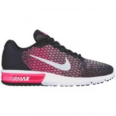 Dámské tenisky Nike WMNS AIR MAX SEQUENT 2 | 852465-004 | Černá, Růžová | 36,5