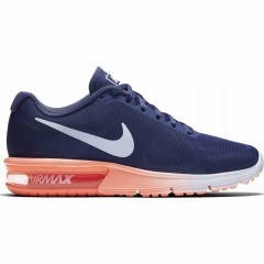 Dámské tenisky Nike WMNS AIR MAX SEQUENT | 719916-505 | Modrá | 36,5
