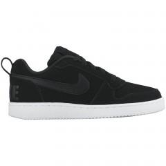 Dámské Tenisky Nike WMNS COURT BOROUGH LOW | 844905-001 | Černá | 38