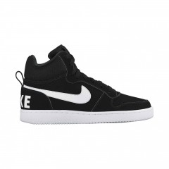 Dámské tenisky Nike WMNS COURT BOROUGH MID 38 BLACK/WHITE