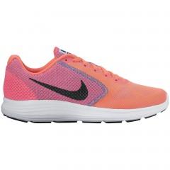 Dámské tenisky Nike WMNS REVOLUTION 3 | 819303-602 | Růžová, Oranžová | 38,5