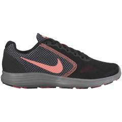 Dámské tenisky Nike WMNS REVOLUTION 3 | 819303-011 | Černá, Růžová | 38