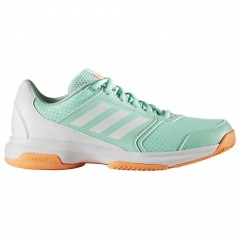 Dámské tenisové boty adidas adizero attack w | BB4817 | Zelená | 38