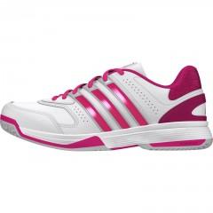 Dámské tenisové boty adidas response aspire STR w | M22856 | Bílá, Růžová | 40