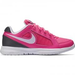 Dámské tenisové boty Nike WMNS AIR VAPOR ACE 38 HYPR PINK/WHITE-DRK GRY-GMM BL