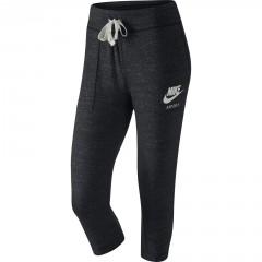 Dámské tepláky Nike GYM VINTAGE CAPRI L ANTHRACITE/SAIL