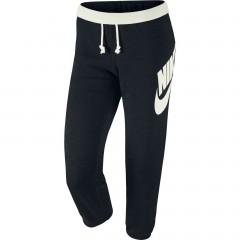 Dámské tepláky Nike RALLY CAPRI-LOGO | 545796-010 | Černá | M