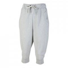 Dámské tepláky Puma Core 3 4 Knit Pants light gray