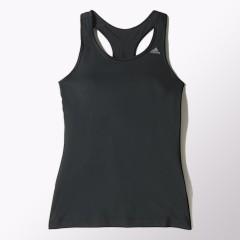 Dámské tílko adidas ATHLETIC TANK | S17775 | Černá | L