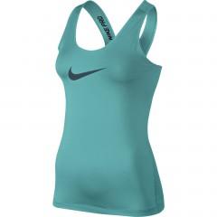 Dámské tílko Nike PRO TANK | 589369-388 | Tyrkysová | L