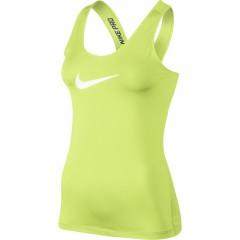 Dámské tílko Nike PRO TANK | 589369-704 | Žlutá | XL