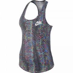 Dámské tílko Nike RUN P W RUN FLOW TANK | 778401-105 | Barevná | XS