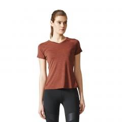 Dámské trička adidas Performance FREELIFT TEE | BR9810 | Oranžová | XL