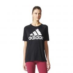 Dámské trička adidas Performance SP ID TEE | BQ9437 | Černá | L