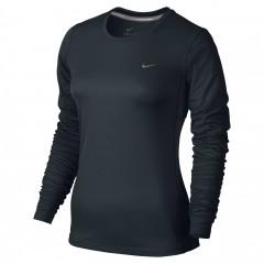 Dámské tričko Nike MILER LONG SLEEVE | 686904-010 | Černá | M