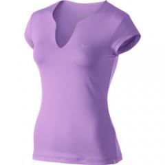 Dámské tričko Nike PURE SS TOP | 425957-552 | Fialová | XS