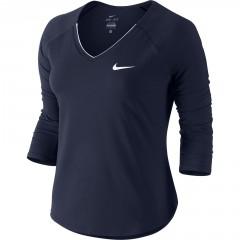 Dámské tričko Nike PURE TOP 3-4 | 728791-404 | XS