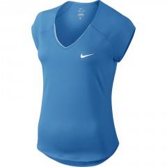 Dámské tričko Nike PURE TOP | 728757-435 | Modrá | L