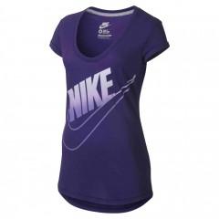 Dámské tričko Nike TEE-BF FUTURA | 589570-547 | Fialová | S