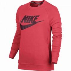 Dámské tričko Nike W NSW MODERN CRW GX1 | 842435-850 | Červená | S