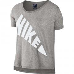 Dámské tričko Nike W NSW TOP | 804060-063 | Šedá | M