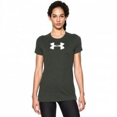 Dámské tričko Under Armour Favorite SS Brand | 280909-357 | Zelená | M